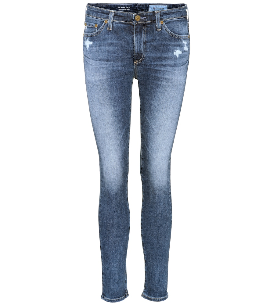 The Middi Ankle jeans
