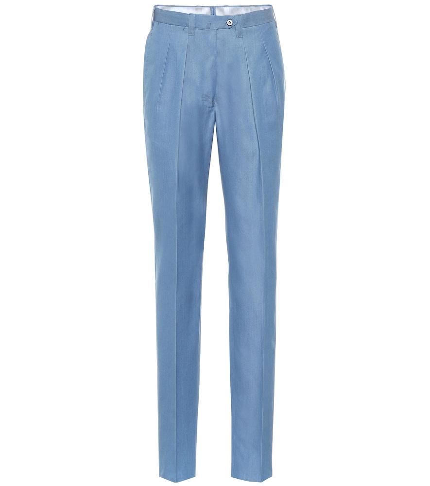Pantalon The Husband Trousers en coton