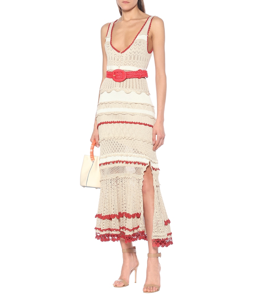 Herrick knit maxi dress by Altuzarra