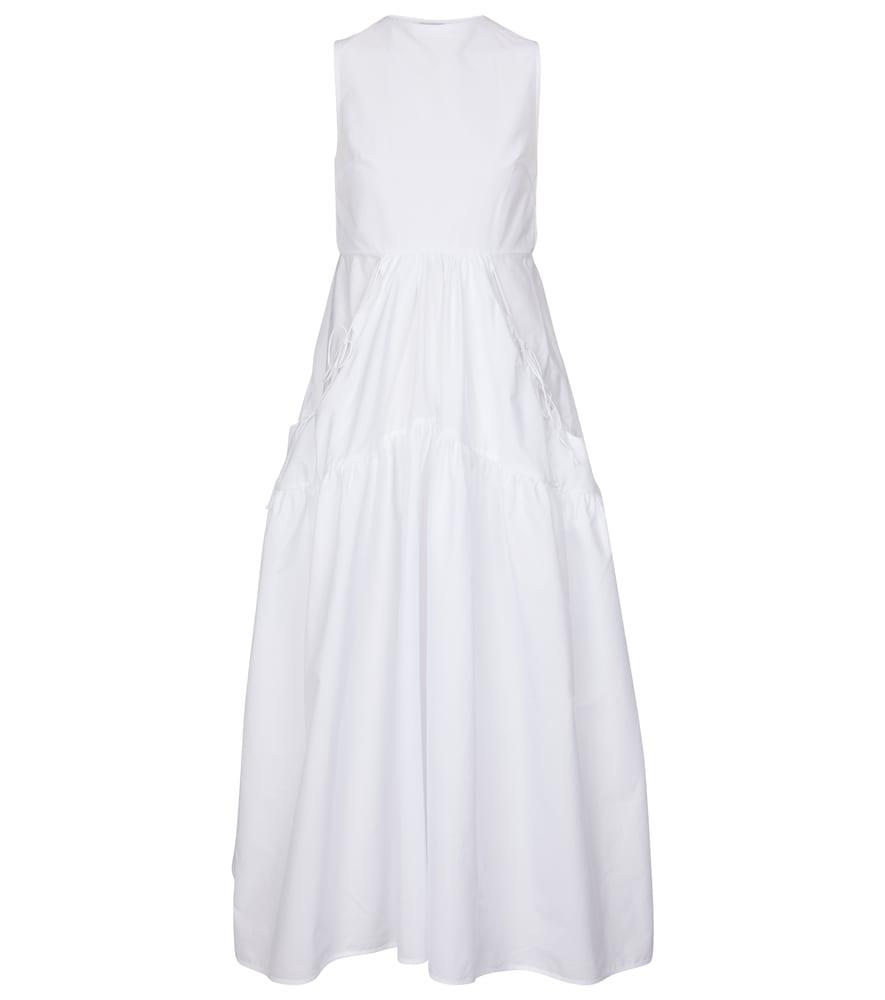 Hay organic cotton maxi dress