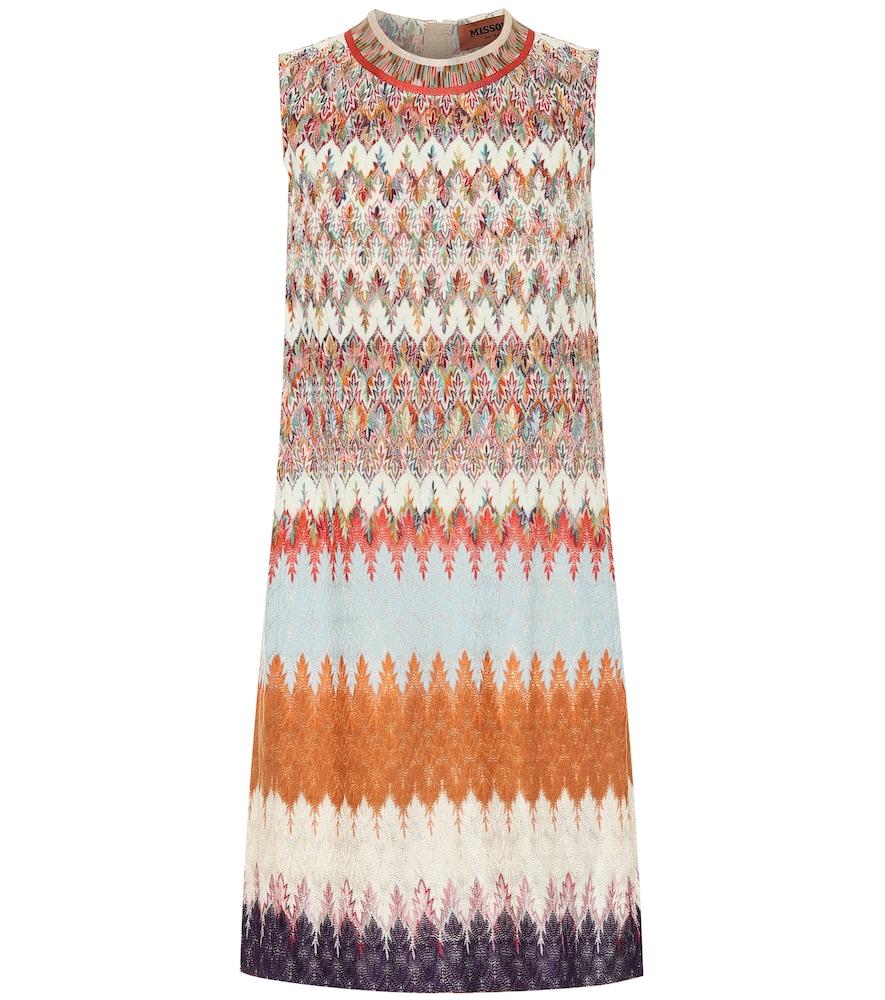 Robe en laine mélangée - Missoni - Modalova