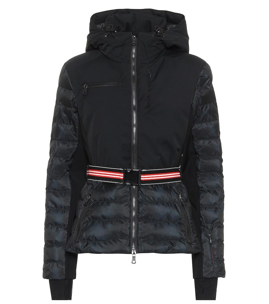 Kat hooded ski jacket
