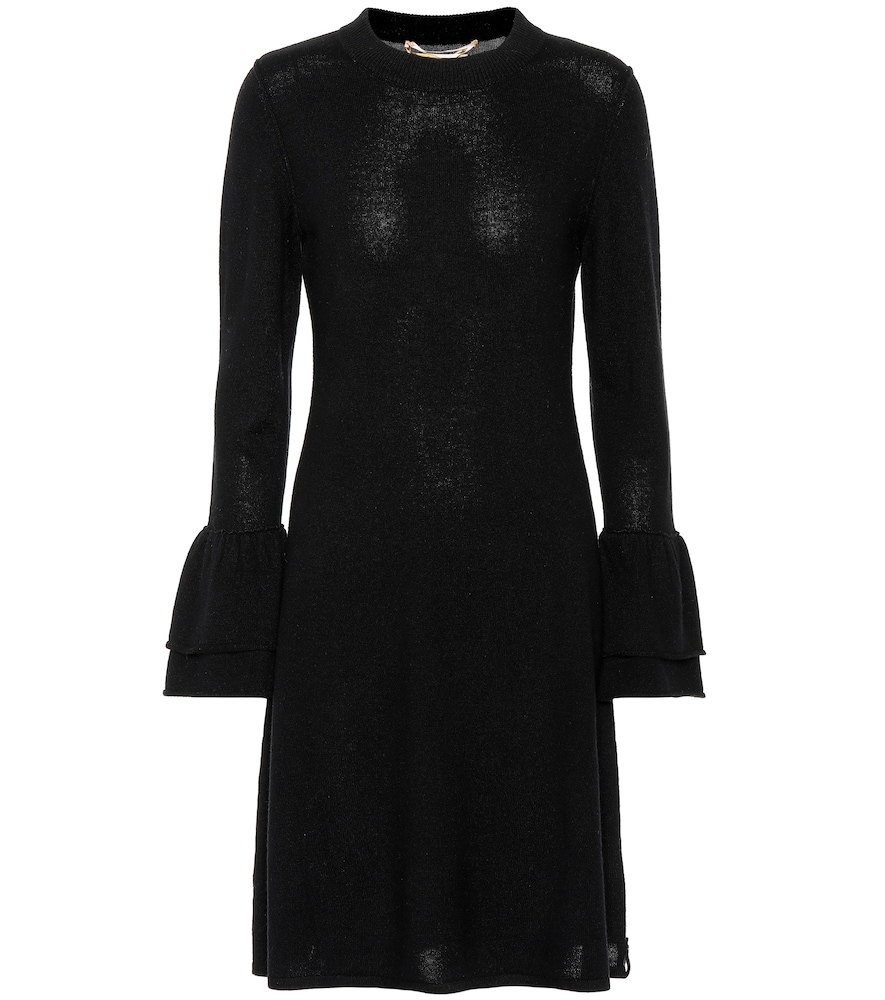 81 HOURS HADA WOOL AND CASHMERE DRESS