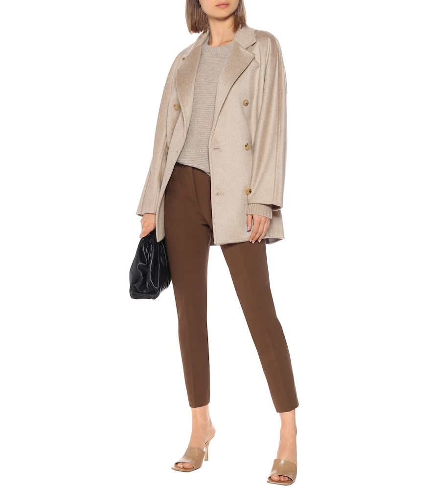 Sella cashmere coat by Max Mara