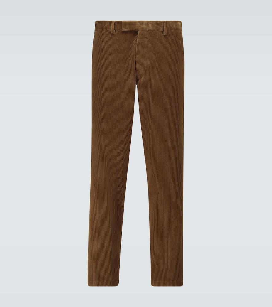 Pantalon large en velours côtelé - Etro - Modalova