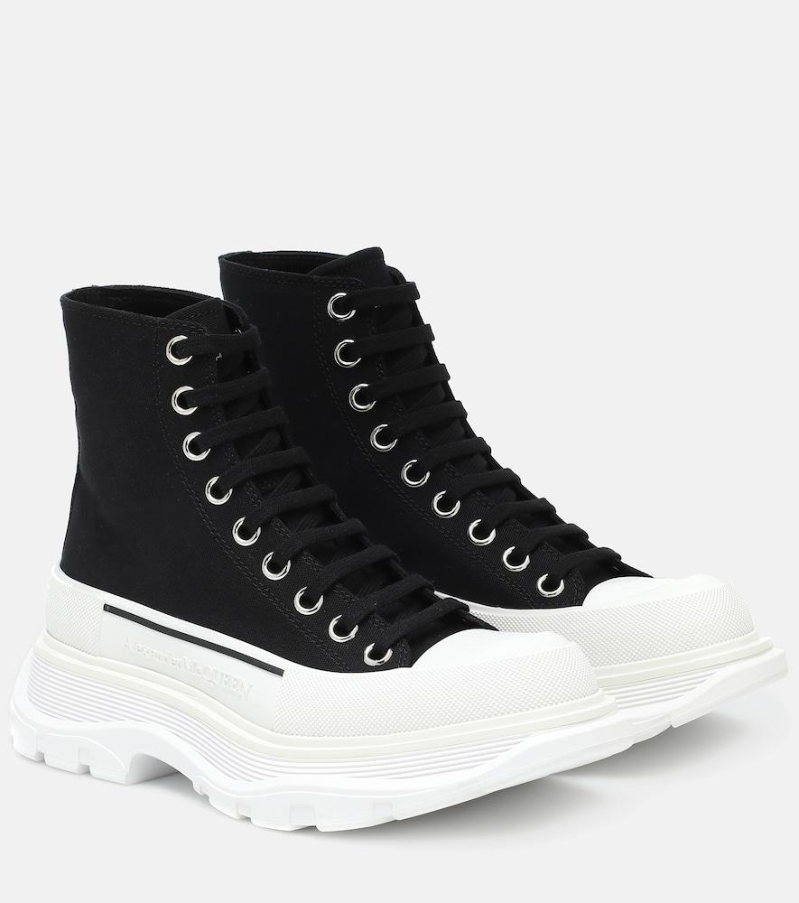 Tread Slick canvas sneakers