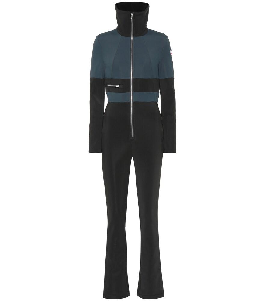 FUSALP Grazzia Ski Suit in Black