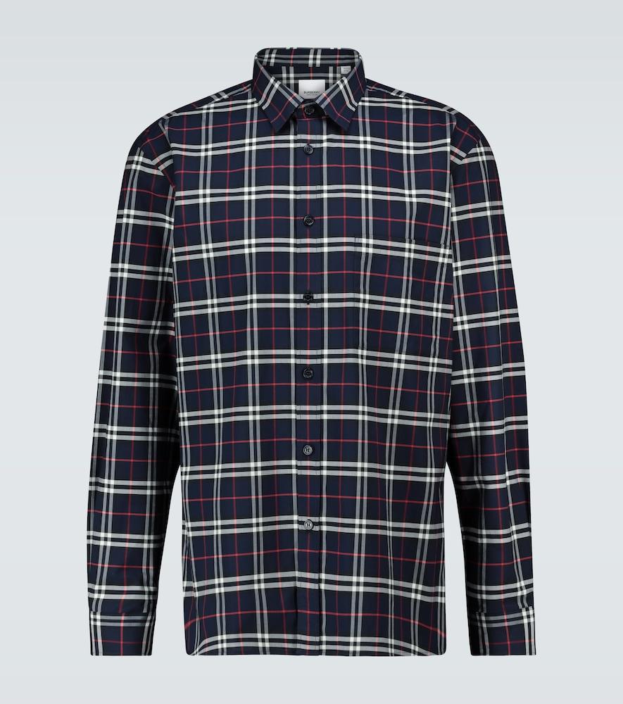 Chemise à carreaux Simpson - Burberry - Modalova