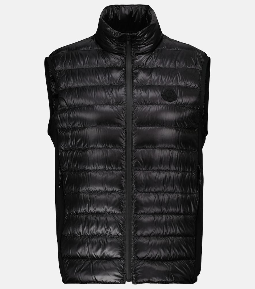 Spicules down vest