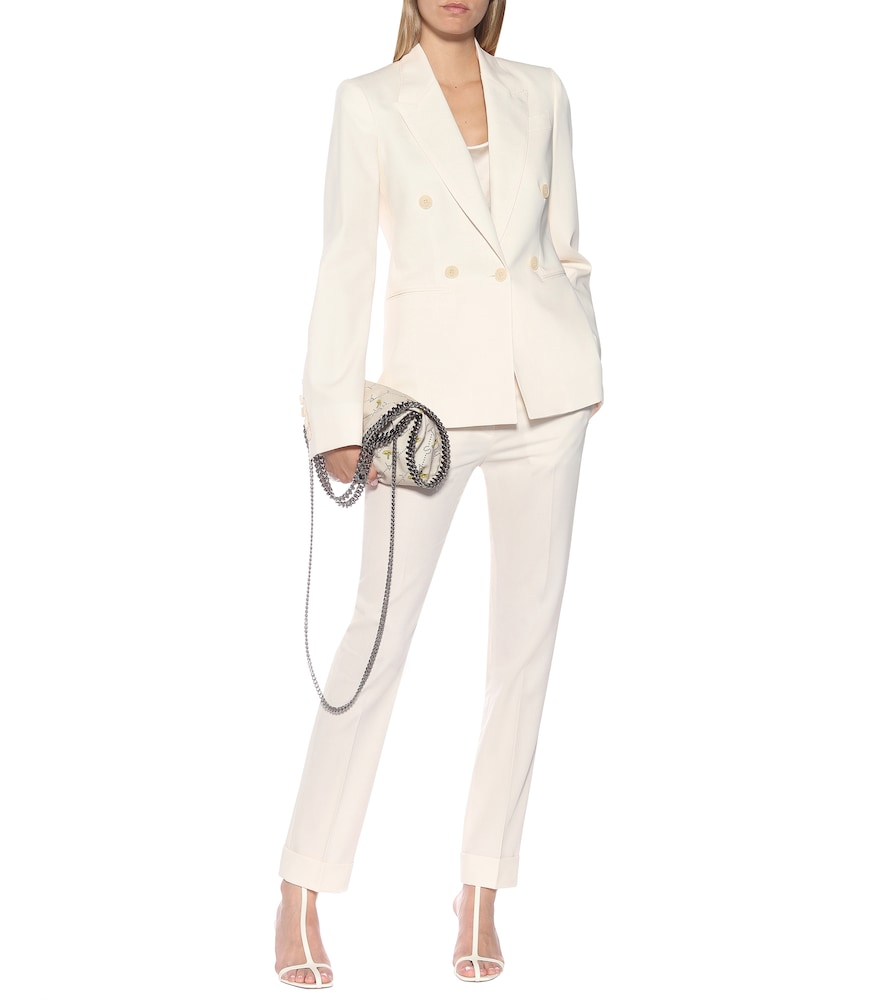 Wool-crêpe blazer by Stella McCartney