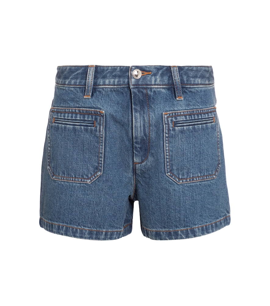 A.p.c. ROMA DENIM SHORTS