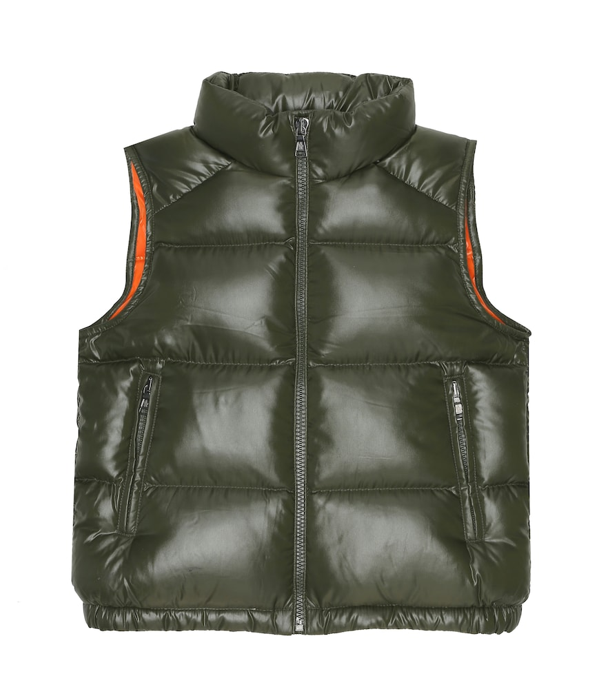 Moncler Downs EXCLUSIVE TO MYTHERESA - DOM LOGO DOWN VEST