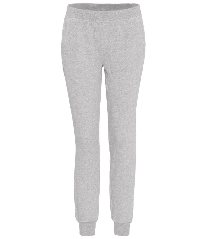 Pantalon de survêtement en coton mélangé