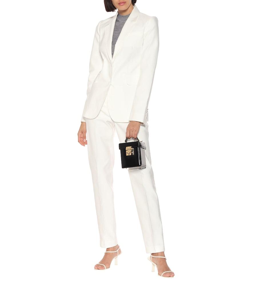 Sophie cotton blazer by Gabriela Hearst