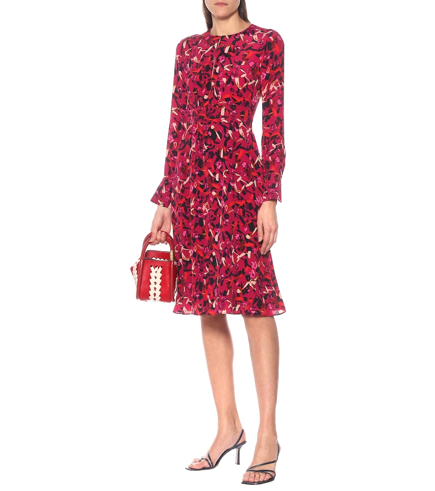 Exclusive to Mytheresa - Daydream Meadow printed midi dress by Dorothee Schumacher
