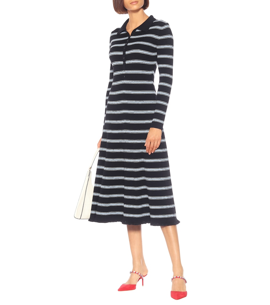Grace wool midi dress by AlexaChung