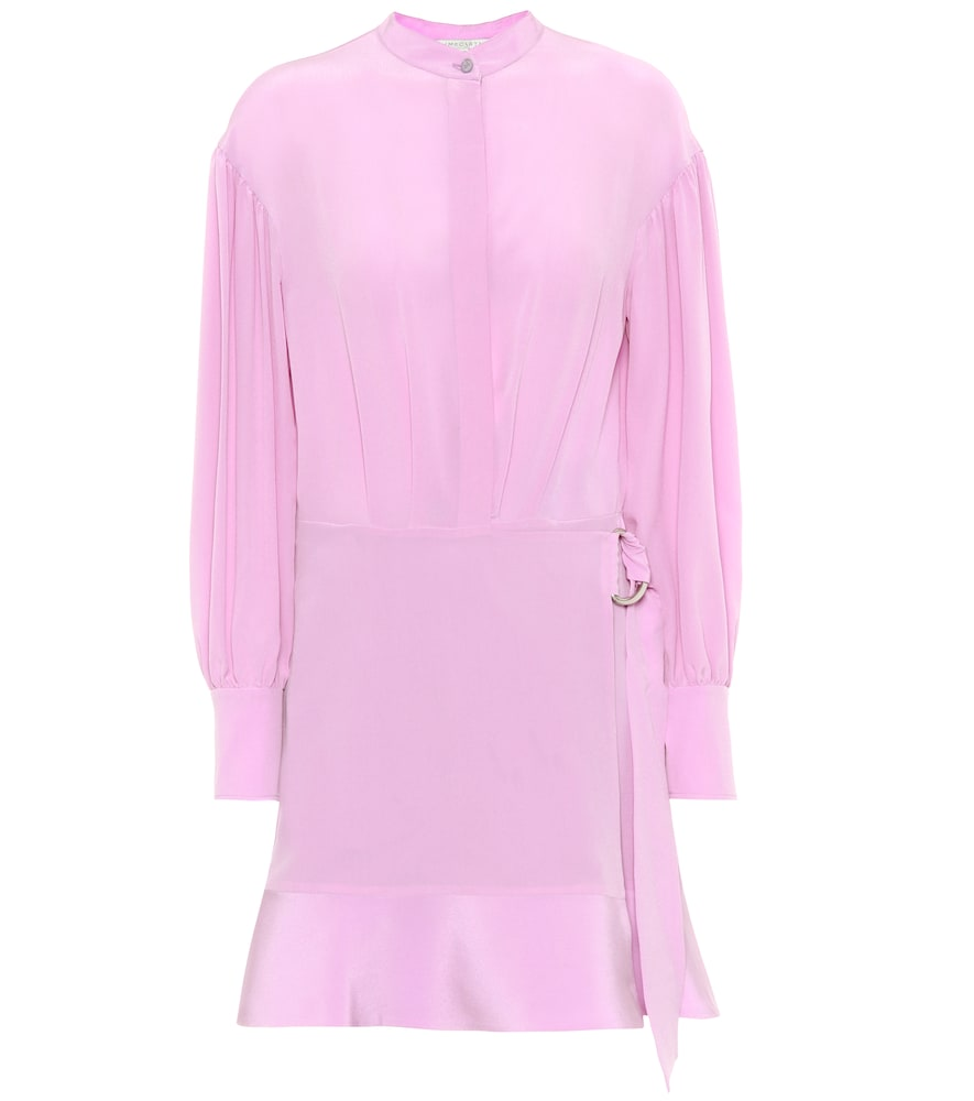 Silk minidress by Stella McCartney