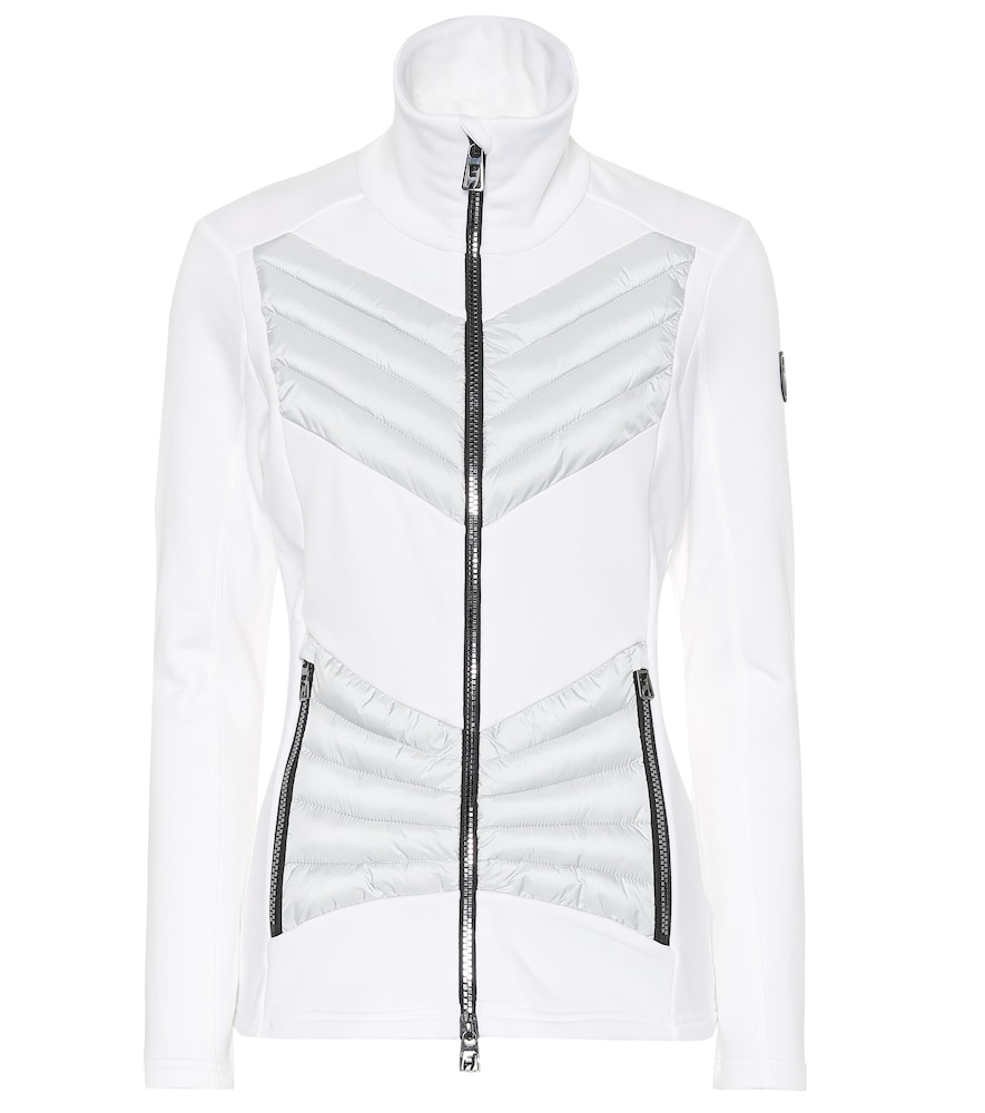 TONI SAILER Aira Fleece Jacket in White