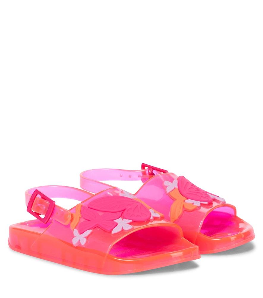 Sandales Butterfly Jelly