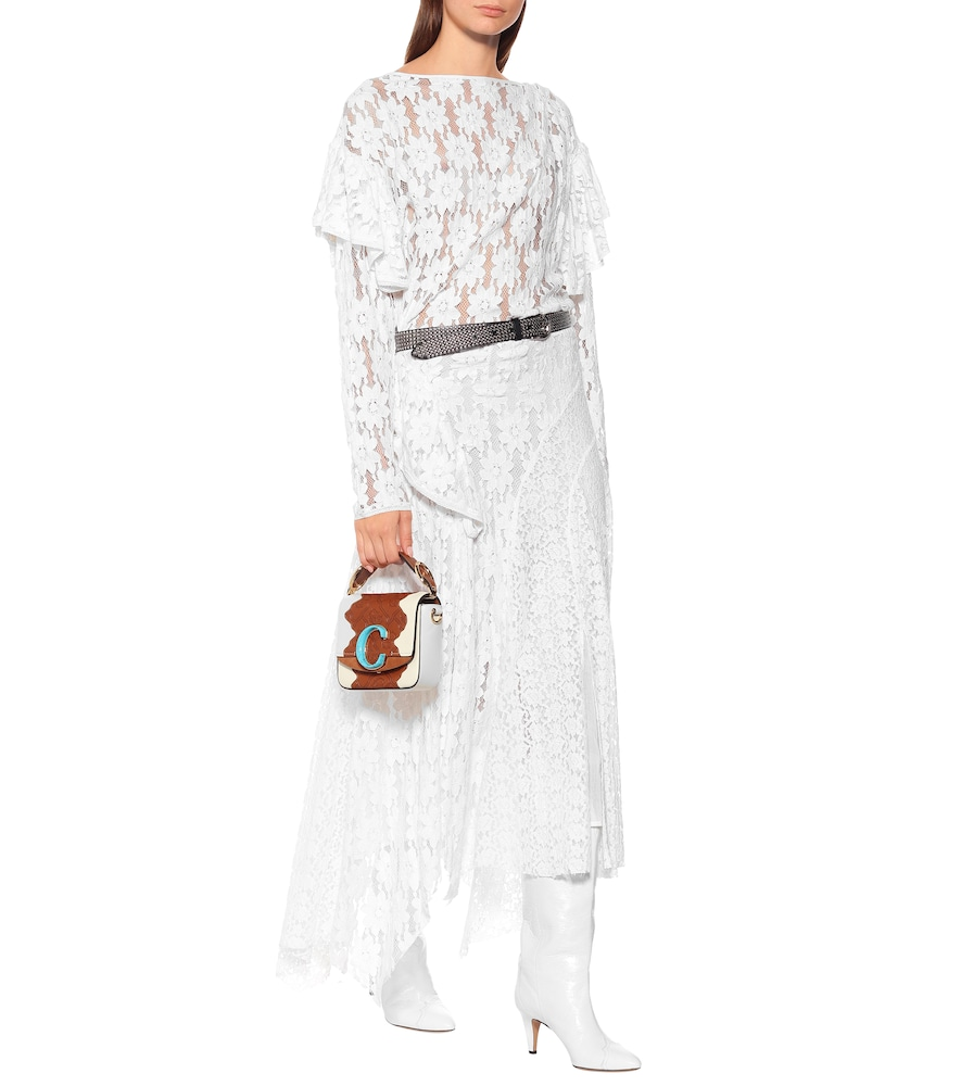 Vally floral-lace dress by Isabel Marant, Étoile