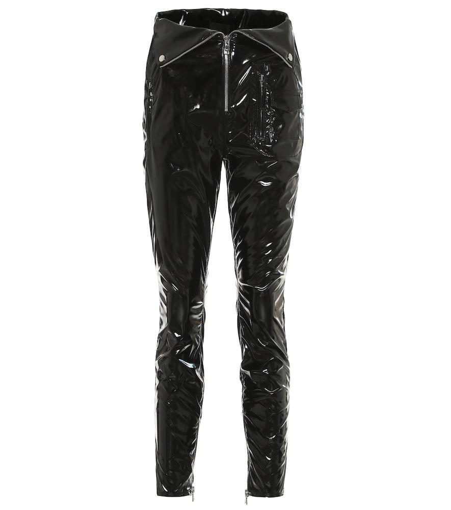 Pantalon Diavolina en vinyle