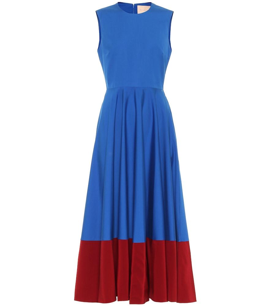 Athena cotton dress by ROKSANDA