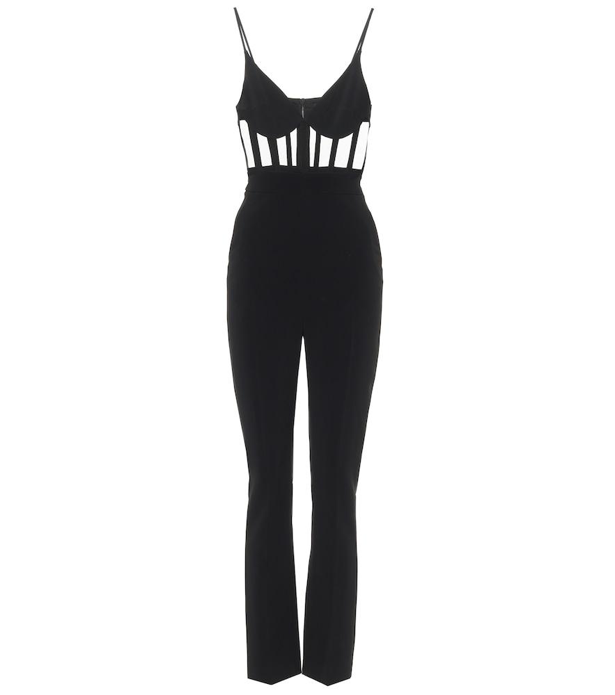 Cady corset jumpsuit