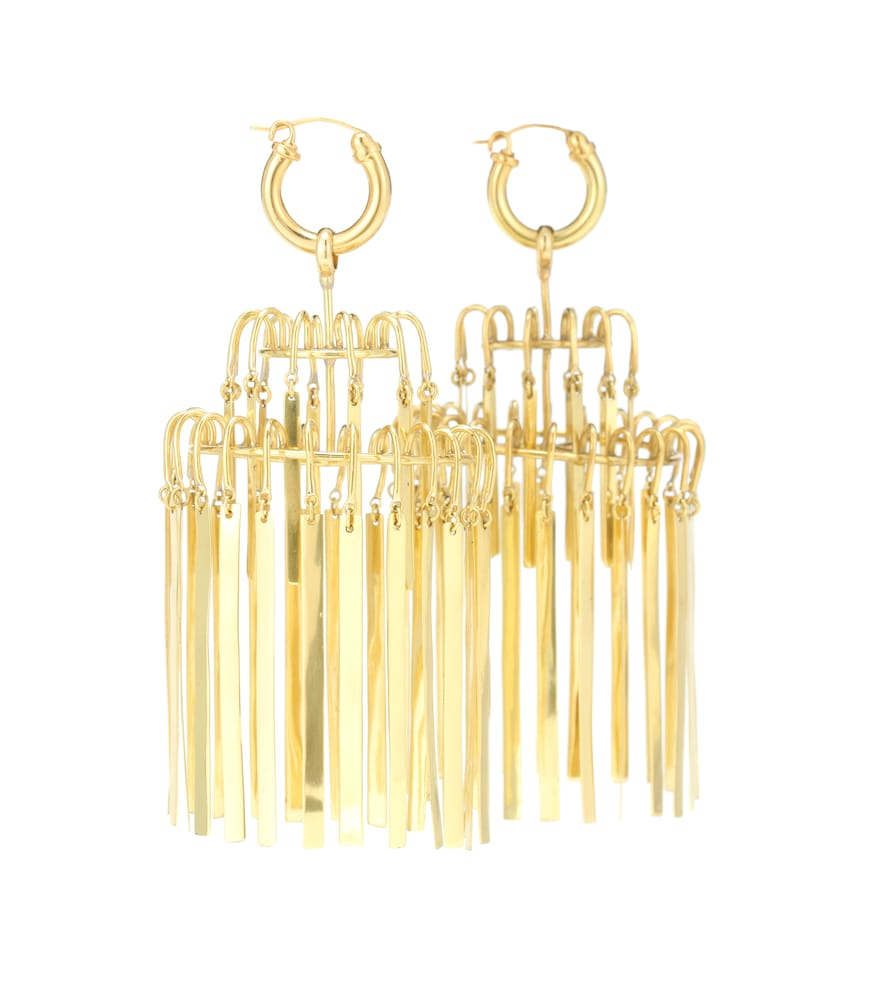 VEIL XL CHANDELIER EARRINGS
