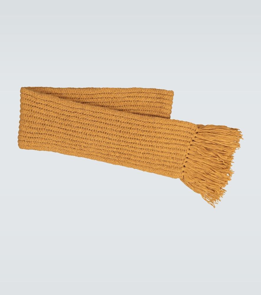 Écharpe en laine mélangée - Dries Van Noten - Modalova