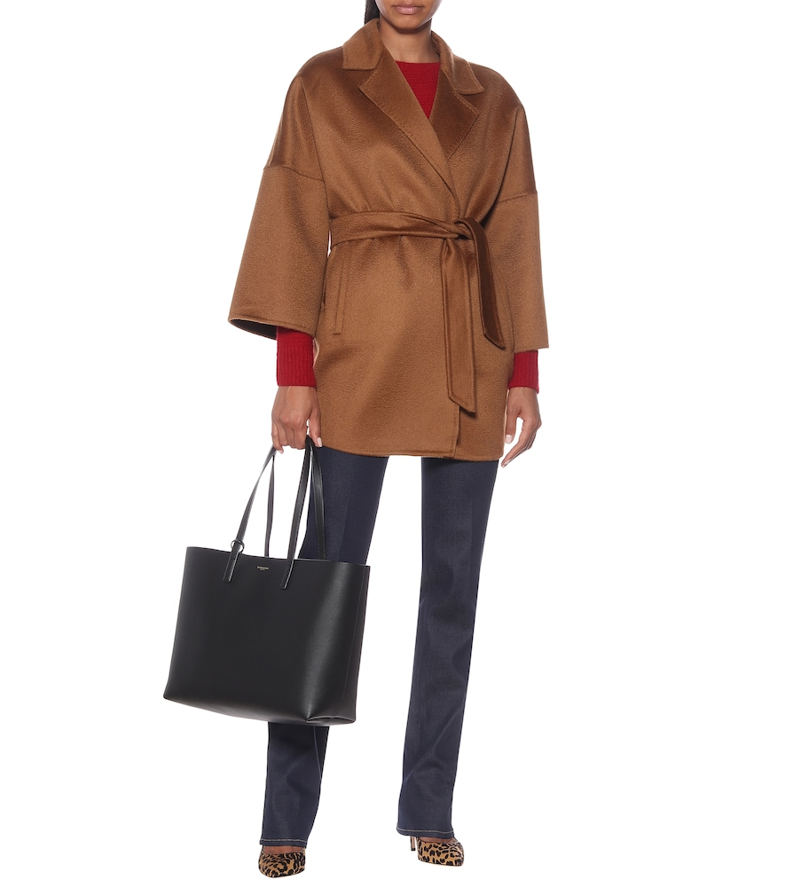 Angizi double-face cashmere coat by Max Mara