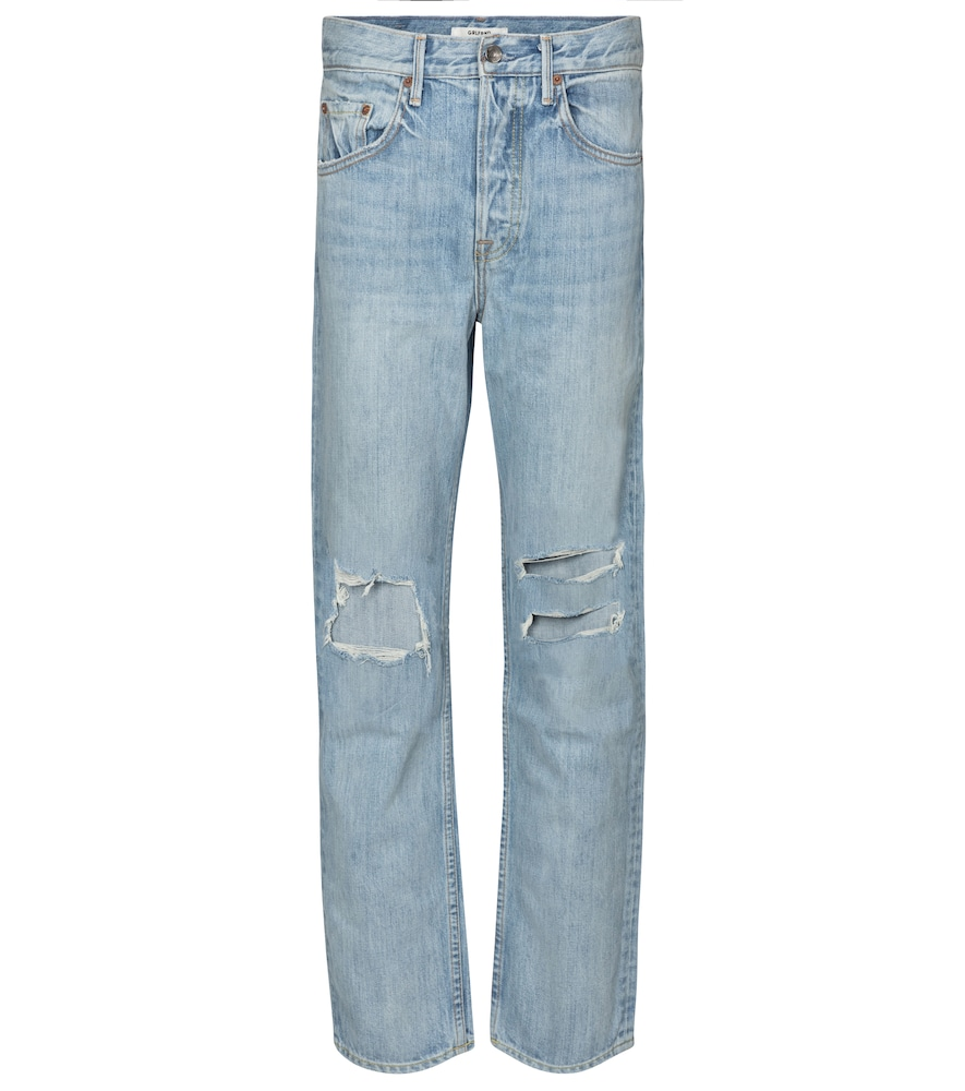 Isabeli distressed jeans