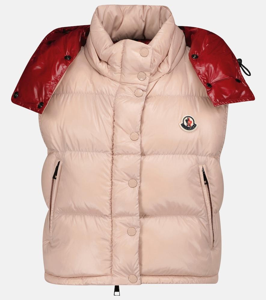 Alpiste quilted down vest