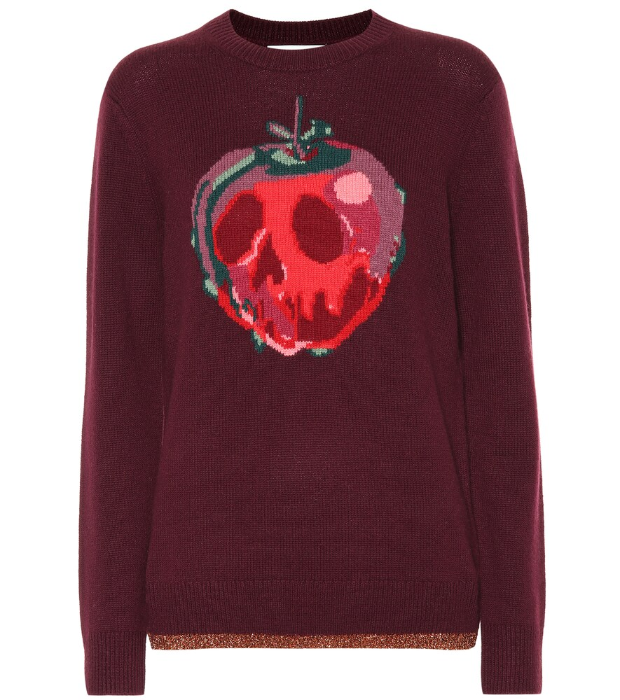 X DISNEY® WOOL-BLEND SWEATER