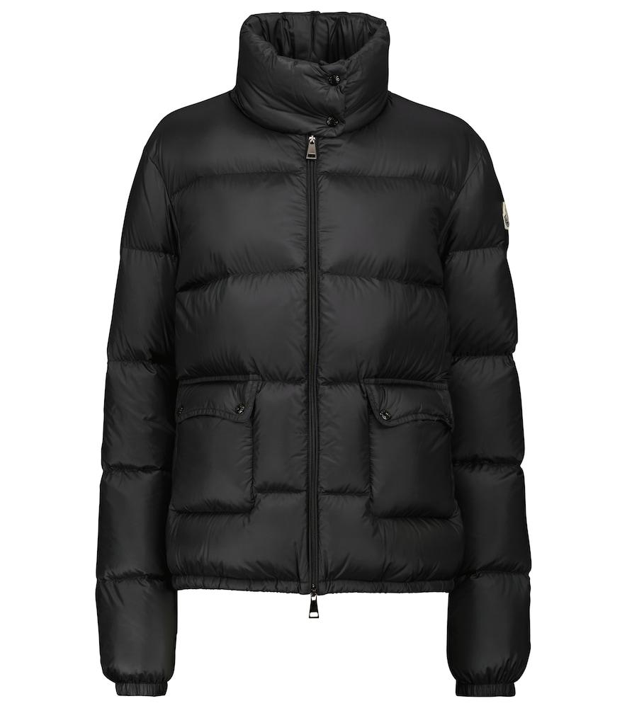 Lannic high-neck down jacket