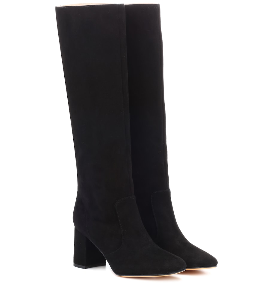 LUNE SUEDE BOOTS