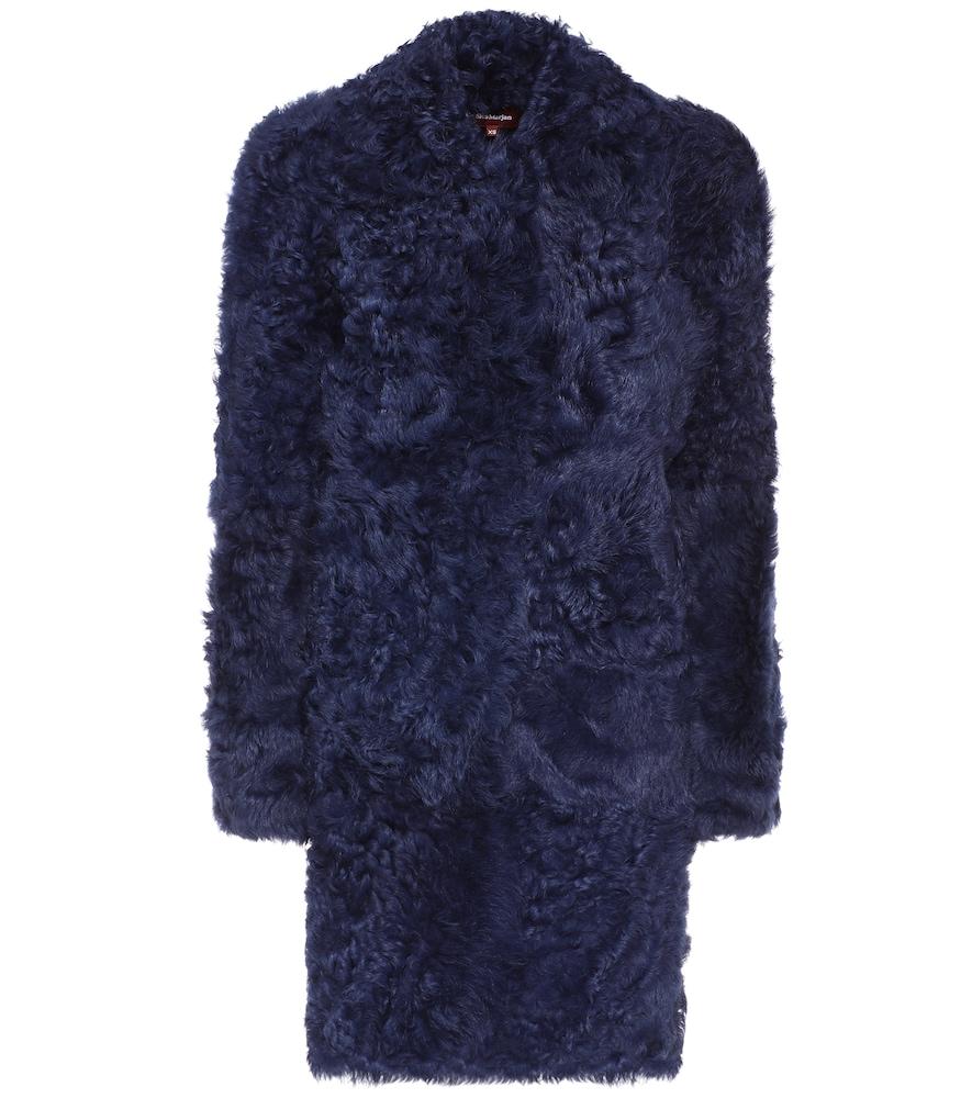 Ripley shearling coat by Sies Marjan
