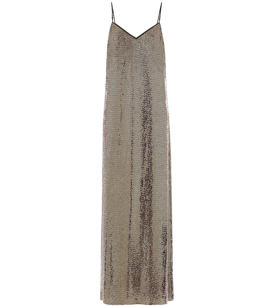 Robe longue à ornements - Gucci - Modalova