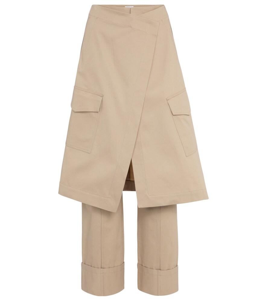 Chelsea cotton twill pants