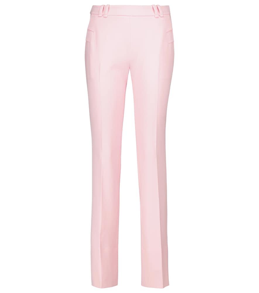 Roland Mouret Straight pants DALL MID-RISE SLIM PANTS