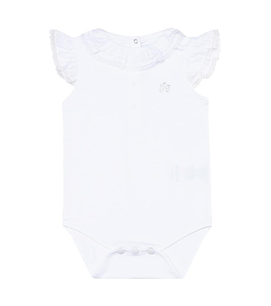 Bébé – Body en coton mélangé à ornements