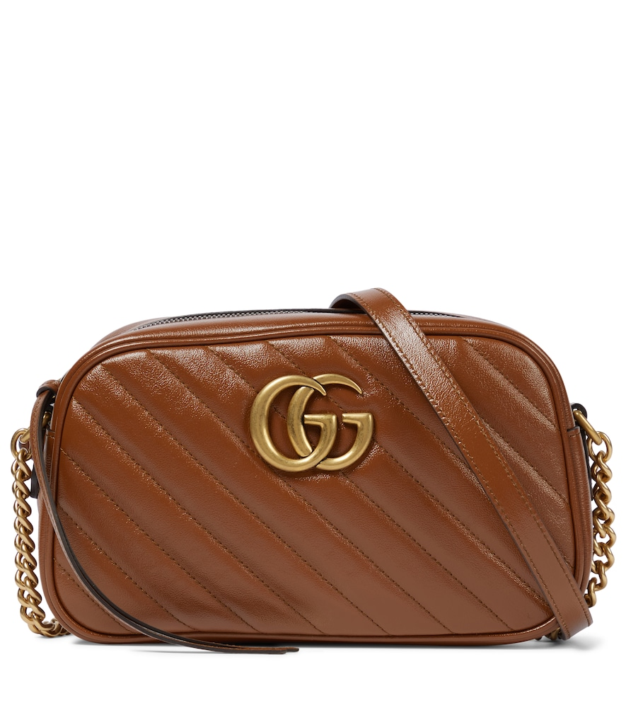 GG Marmont Camera Small leather shoulder bag