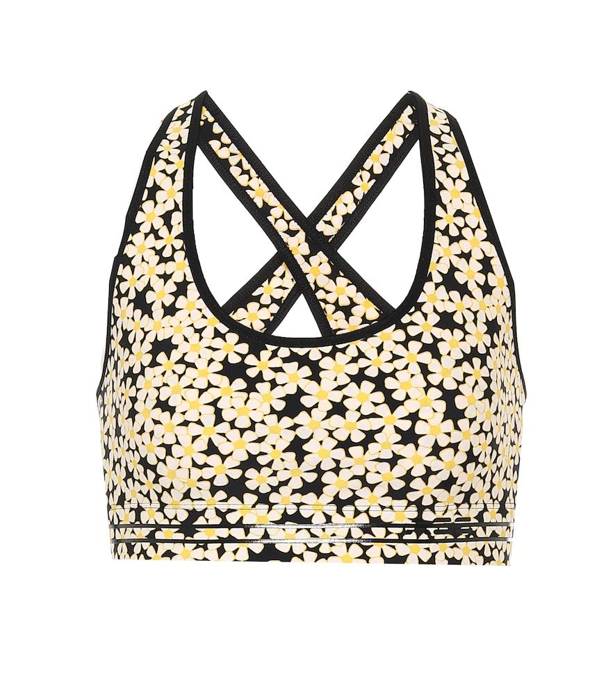 Cross-Back sports bra