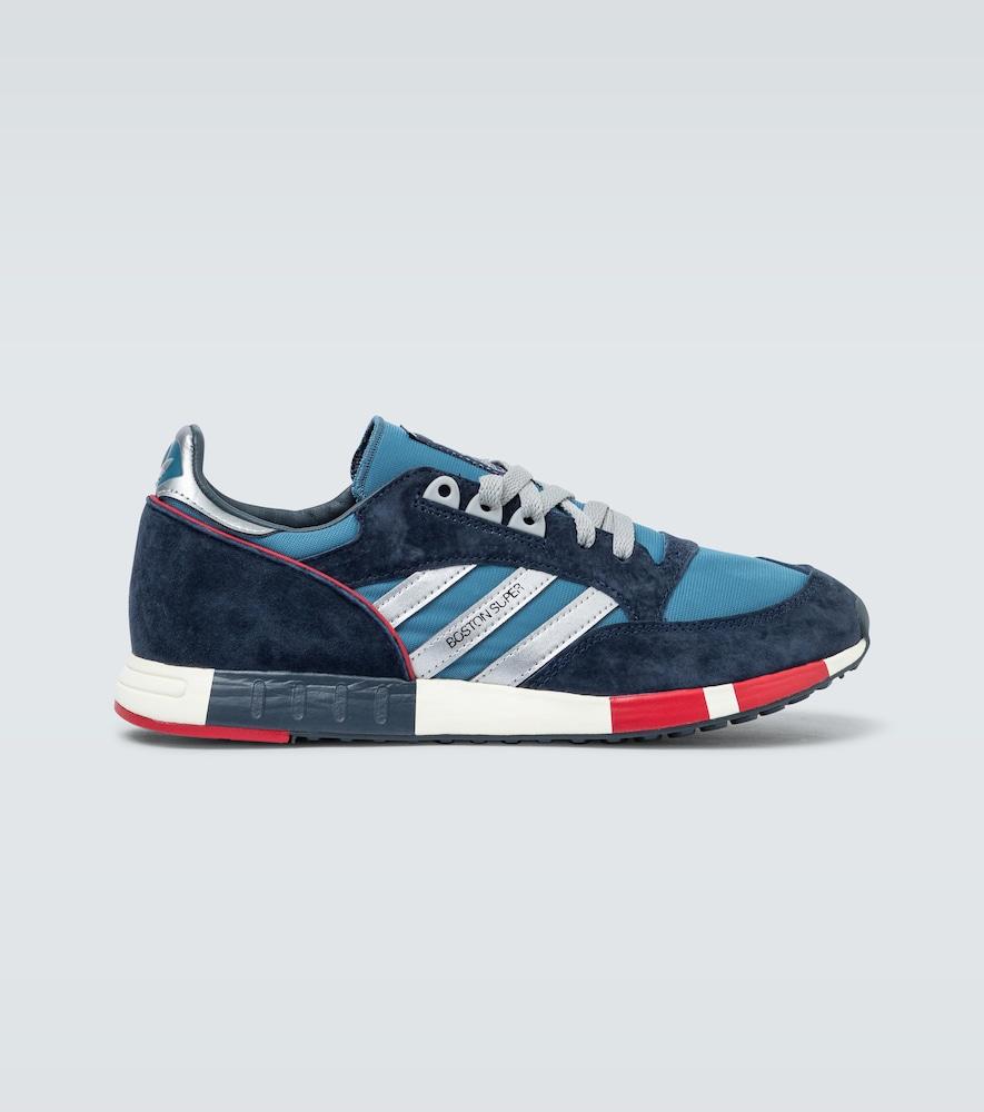Adidas Originals Adidas Boston Super Sneakers M25419 In Blue