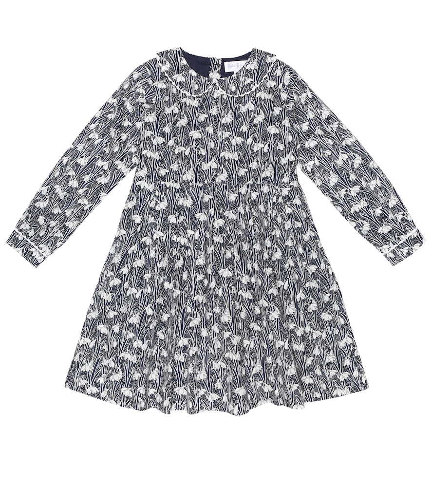 Robe imprimée en coton