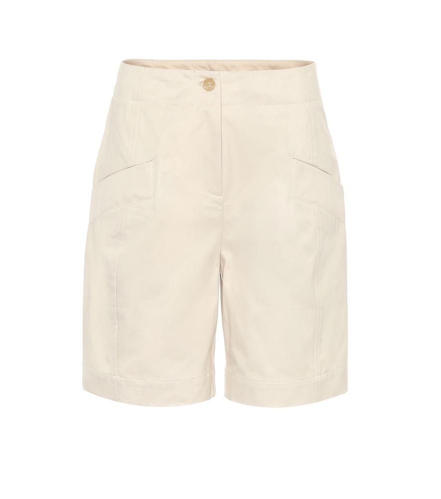 ACNE STUDIOS   Cotton shorts   Goxip