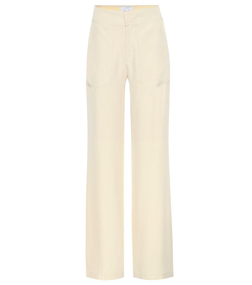 Pantalon Love Pursuit en soie