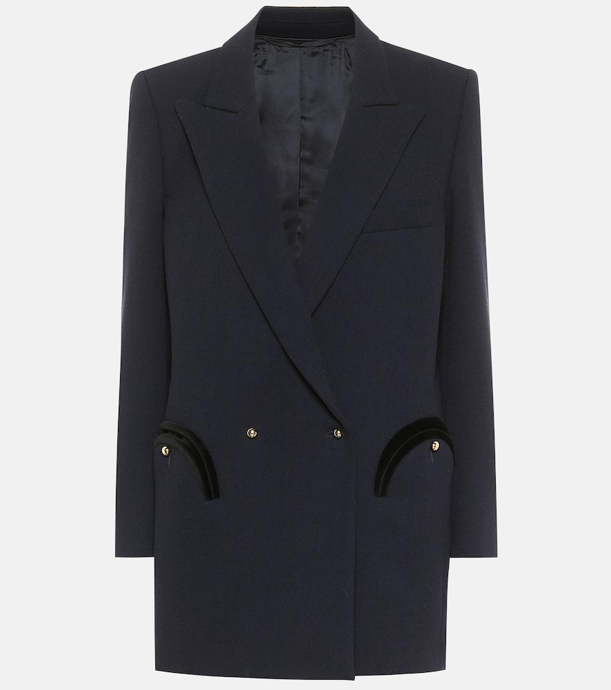 Resolute Everyday wool blazer