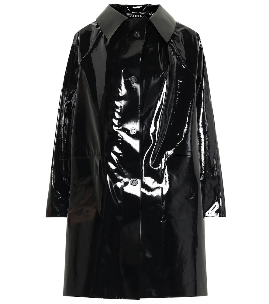 Manteau en vinyle