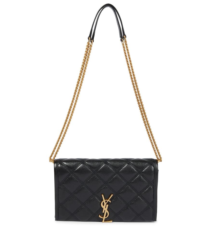 Becky Medium leather shoulder bag