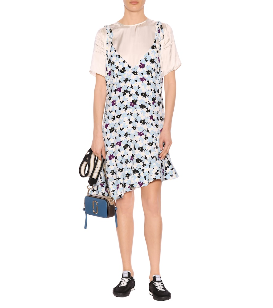 Floral Jumper dress by Kenzo